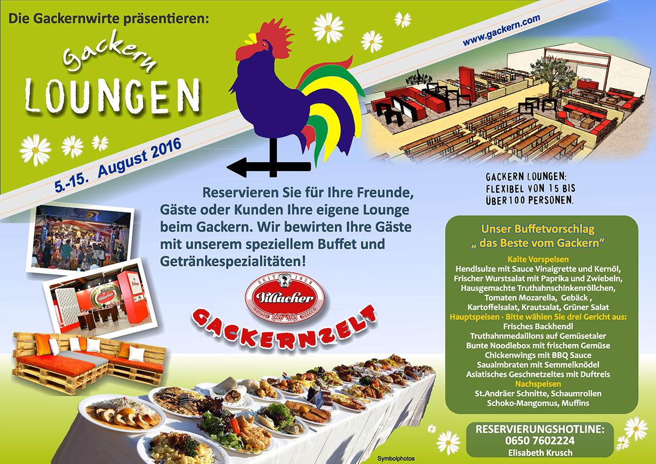 Gackern Lounge 2016